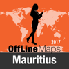 Mauritius Offline Map and Travel Trip Guide
