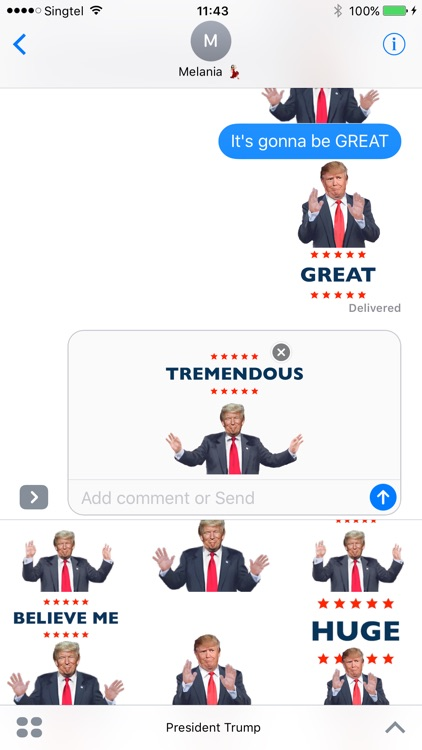 President Trump - Donald Trump's America screenshot-3
