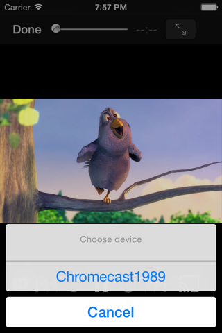 Rocket Video Cast | Chromecast screenshot 2