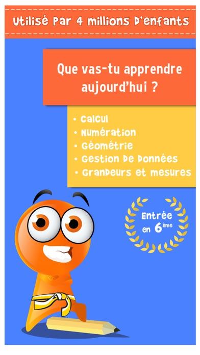 Screenshot #1 pour iTooch Les Bases des Maths