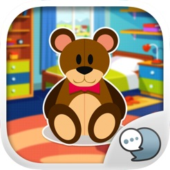 teddy bear emoji sticker keyboard themes chatstick on the app store