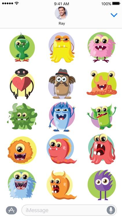 Yumi Monsters