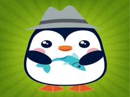 Penguins Cute Sticker gives you the easiest way to add cute emoji stickers to your photos