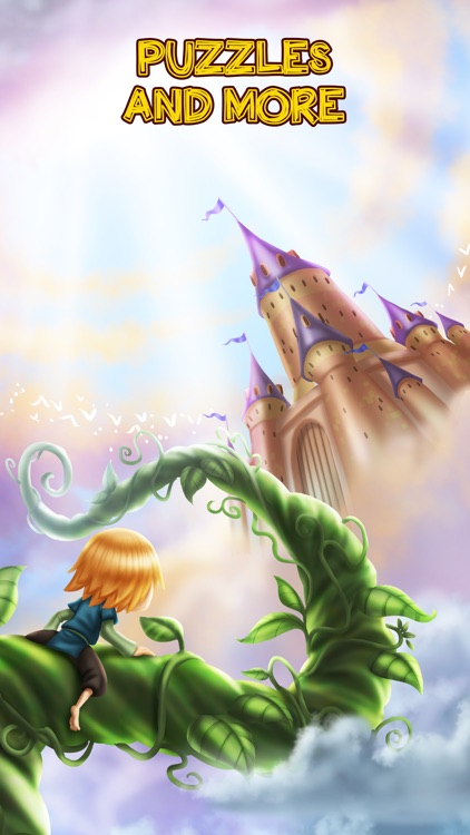 Jack and the Beanstalk / Fusee screenshot-3