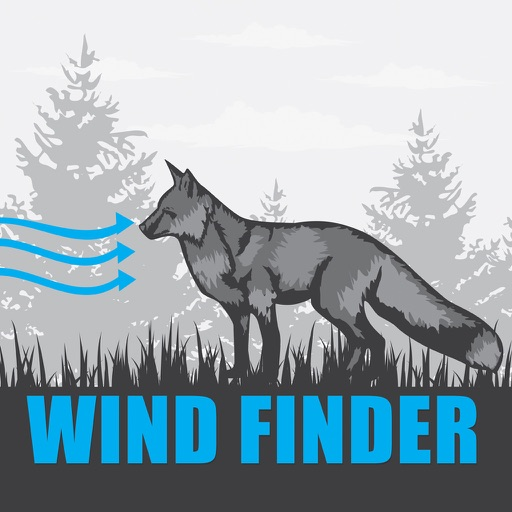 Wind Direction for Predator Hunting Fox Windfinder