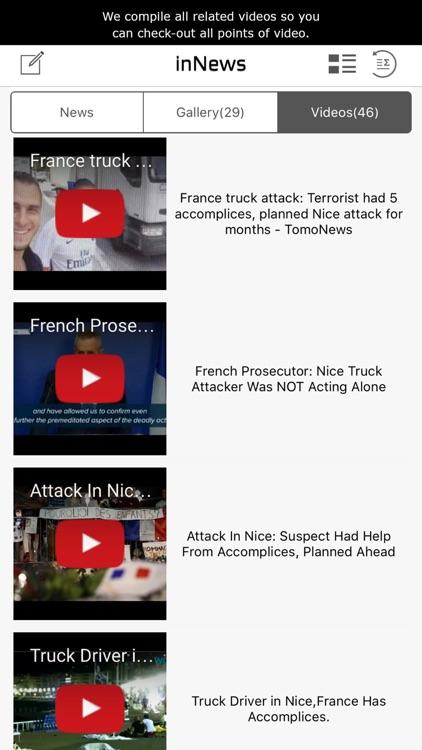 InNews – Daily News Summary at 9 screenshot-4