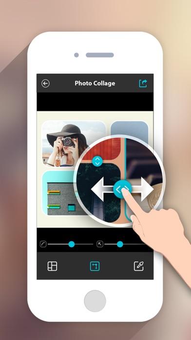 Photo Collage HD Pro – Pic Frame Maker Grid Editorのおすすめ画像3