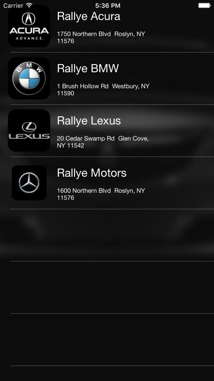 Rallye Automotive Group