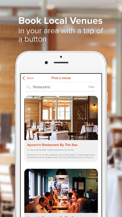 Revel: Event Marketplace screenshot-4