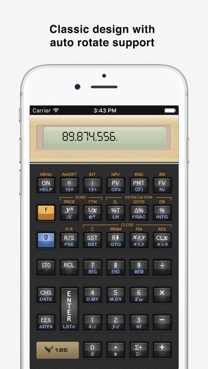 hp 12c app manual online user manual u2022 rh pandadigital co hp 12c manual coefficient hp 12c manual