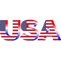 USA Emoji Stickers - Merica