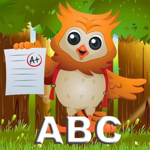 ABC Owl: Preschool Alphabet!