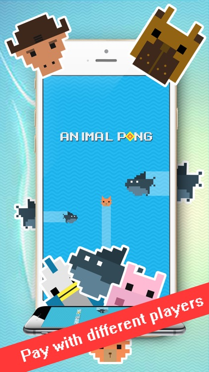 Animal-Pong screenshot-2