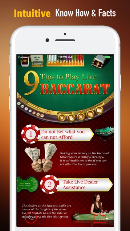 Baccarat for Beginners Tips-Strategy and Tutorial