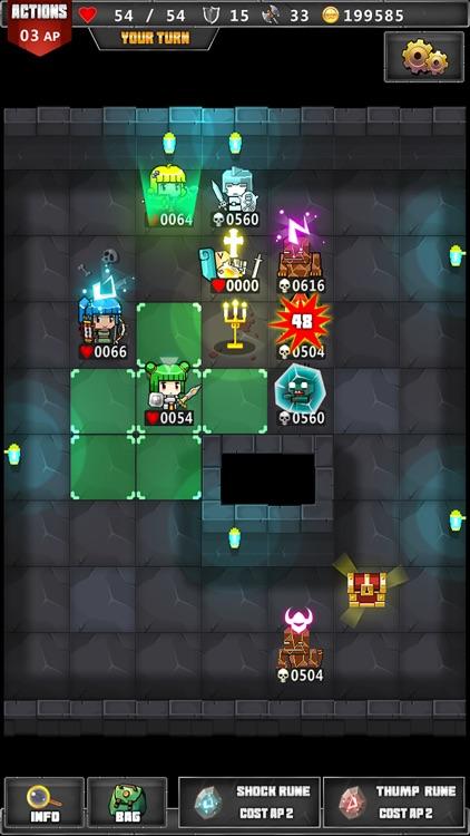 Pocket Dungeon Legends -Tactical RPG by Yongrui REN