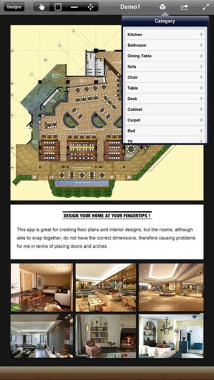 Home Plan 3D - Interior Design & House Floorplan screenshot-3