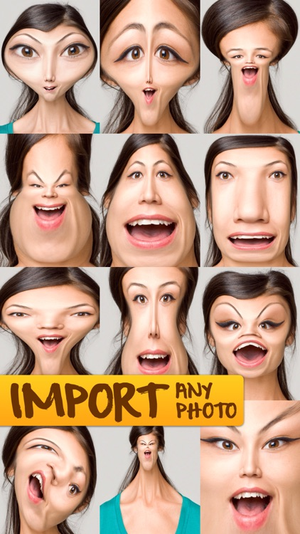 LOL Booth: Take funny photos + 30 FREE effects!