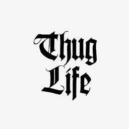 Thug Life Sticker Pack