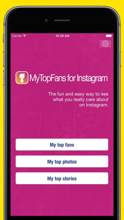 MyTopFans Pro for Instagram - Track followers screenshot-4