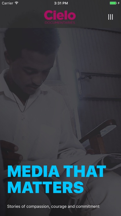 Cielo Documentaries for iPhone