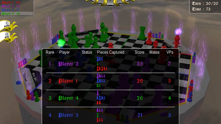 Warlord Chess Lite screenshot-4