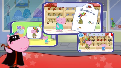 Kids DressUp Shopping. Premium screenshot one