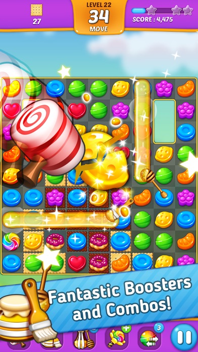 Lollipop: Sweet Taste Match3 for Windows
