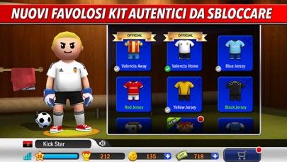Screenshot of Perfect Kick4