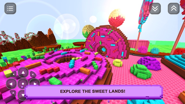 Sugar girls craft building crafting adventure by tiny for Crafting and building app store