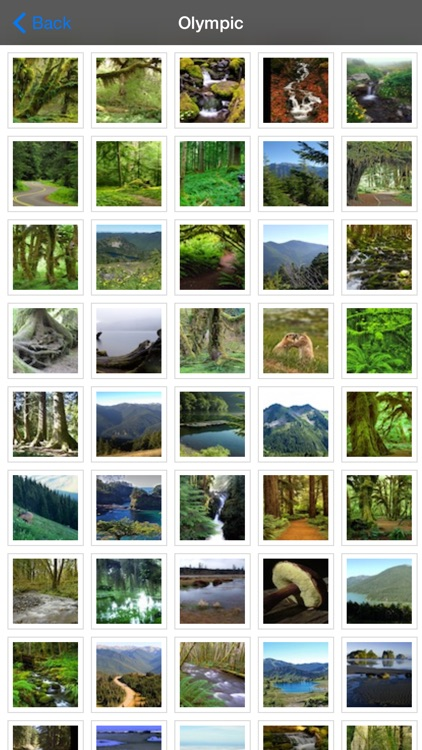 Olympic National Park Tourism screenshot-4