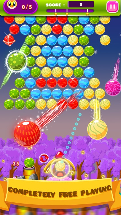 Pac Bubble Pop Adventures: Classic Shooter Mania