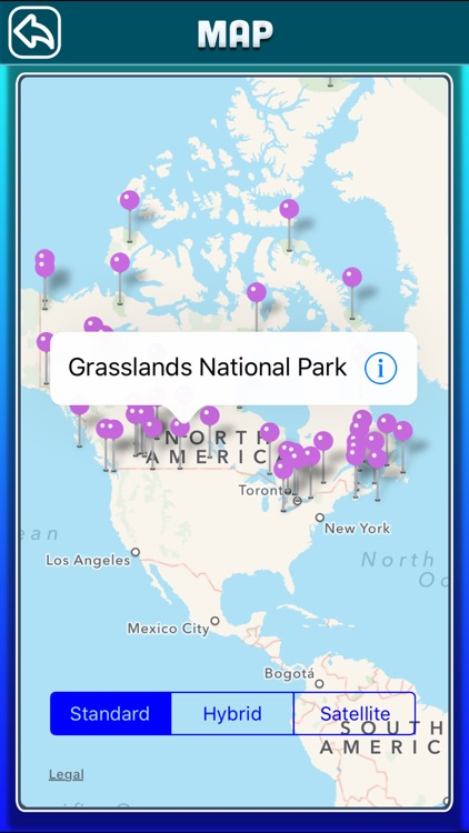 Canada National Parks Guide screenshot-3