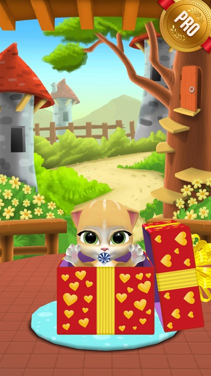 Emma The Cat PRO - Virtual Pet Games for Kids screenshot-3