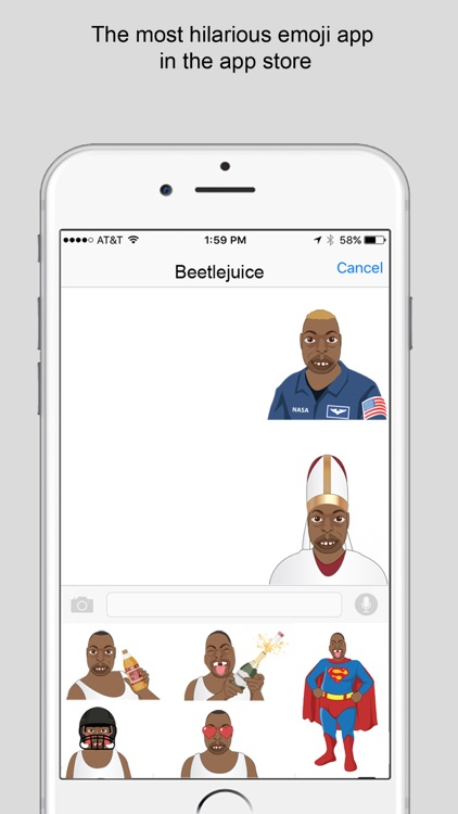 BeetMoji screenshot-3