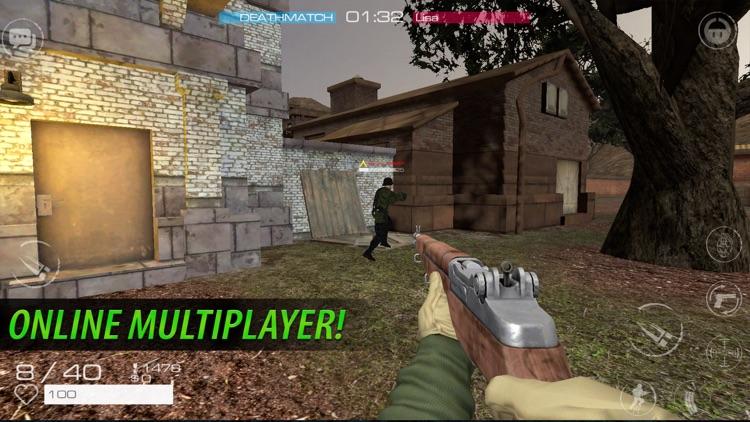 Vanguard Online Multiplayer Shooting  - WW2