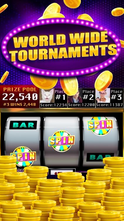 Vegas Slots Casino screenshot-3
