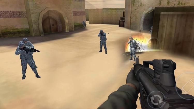 Counter Terrorist Shooter FPS