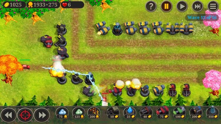 Sultan Of Tower Defense screenshot-3