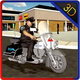 Police Motorbike Rider – Motorcycle simulator game