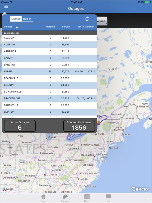 Hydro One Mobile on the App Store