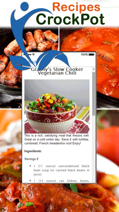Healthy CrockPot Recipes Easy to Cook screenshot two