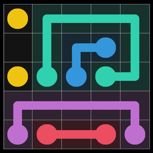 Draw Line Mania King Puzzle