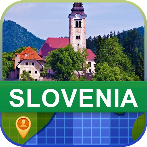 Offline Slovenia Map - World Offline Maps