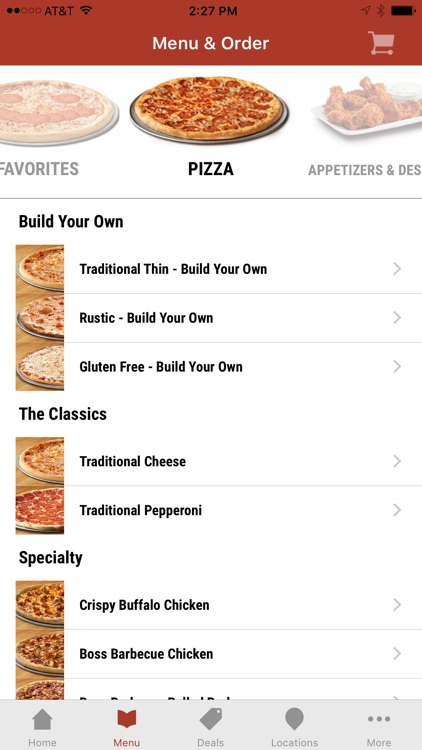 PapaGinos screenshot-1