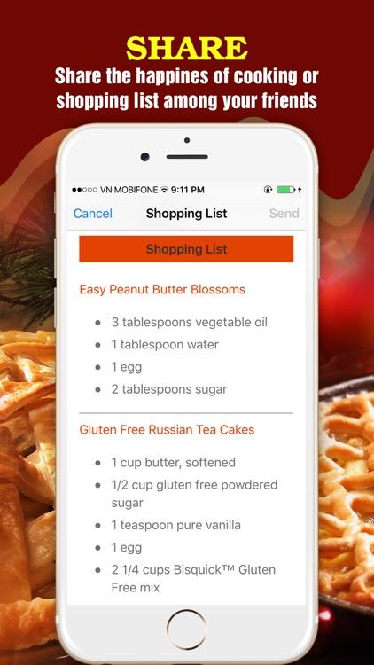 Yummy Pie Recipes Pro ~ Best of pie recipes screenshot-4