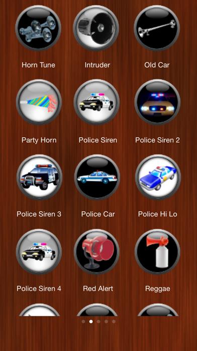 police car horn ringtone free download