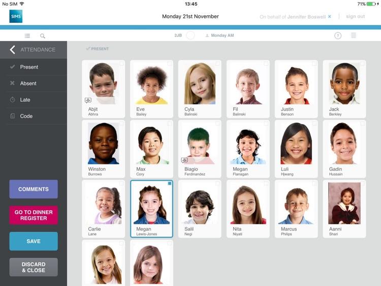 SIMS Teacher screenshot-0