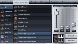 Screenshot for Music Studio in Chile App Store