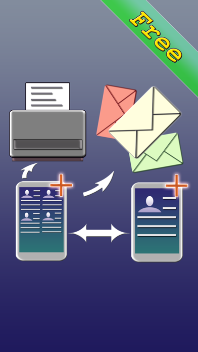 download Free Bulk SMS Multi Address Book Organizer+ apps 3