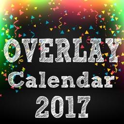 Overlay Photo Calendar